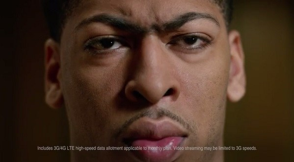 Anthony Davis pu boost mobile