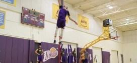 Vidéo: les images du saut de Zach LaVine (1m17 de détente)