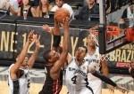 Miami Heat v San Antonio Spurs - 2014 NBA Finals Game Two