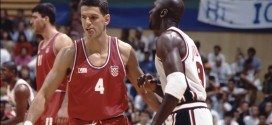 [Vintage] Drazen Petrovic Vs Michael Jordan