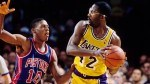 James Worthy Dennis Rodman 1998
