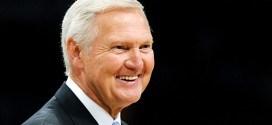 Jerry West: Je n'ai jamais vu un meilleur coach que Gregg Popovich