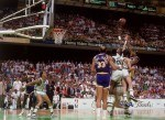 Magic-Johnson-Junior-Hook-1987-NBA-Finals