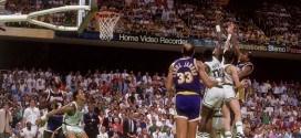 Il y a 27 ans: le junior sky-hook de Magic Johnson