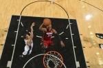 Ray Allen #34 of the Miami Heat