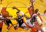 San Antonio Spurs guard Danny Green (4)