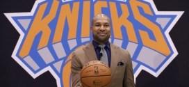 Coach Fisher prépare son premier training camp à la tête des Knicks