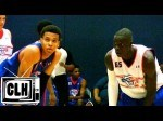 Highlights: le duel Thon Maker vs Skal Labissiere au NBPA Top 100 Camp