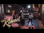 Insolite! DeMarcus Cousins affronte Jimmy Kimmel en 1-contre-1 avec un handicap de taille