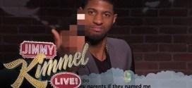 Insolite : les joueurs NBA lisent de méchants tweets à propos d'eux