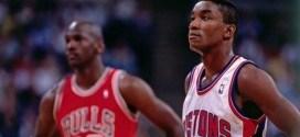 Isiah Thomas : «Ni Michael Jordan ni moi n'aurions pu jouer avec ces crampes»