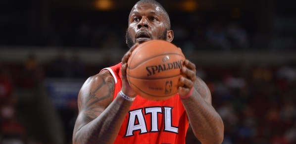 ivan johnson atlanta hawks