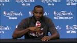LeBron James rend hommage au fameux «practice» d'Allen Iverson