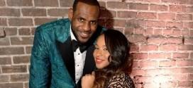 Quand la femme de LeBron James déclenche une vague derumeurs avec une seule photo
