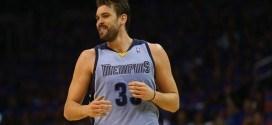 Marc Gasol cible numéro 1 des Knicks l'été prochain ?