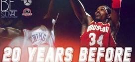 Mix: il y a 20 ans, le duel Hakeem Olajuwon – Patrick Ewing