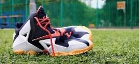 Kicks : les Nike LeBron 11 «Independence Day»