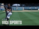Reportage: la reconversion de Tracy McGrady en baseballeur professionnel