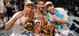 Tim Duncan: j'aime simplement jouer, je prends du plaisir