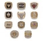 Onze titres NBA