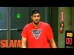 Vidéo: le workout du géant Sim Bhullar
