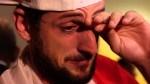 Vidéo: les larmes de Marco Belinelli après le titre