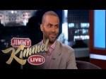Vidéo: Tony Parker invité du Jimmy Kimmel Live!