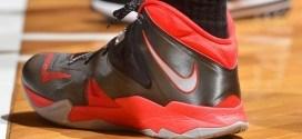 Stats : dans quelle paire de Nike LeBron James a-t-il été le plus performant dans ces playoffs ?
