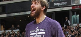 Aaron Gray aux Detroit Pistons