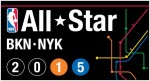 All Star game 2015 logo