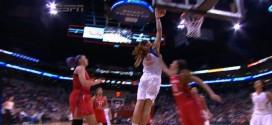 Second dunk de la saison pour Brittney Griner
