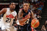Damian Lillard et Kyrie irving team usa