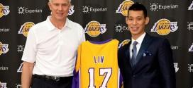 Jeremy Lin ne ferme pas la porte aux Lakers, bien au contraire