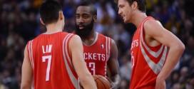 Jeremy Lin et Chandler Parsons réagissent différemment à la déclaration de James Harden