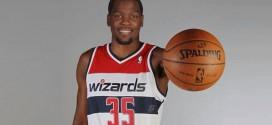 Kevin Durant: je n'ai jamais pensé à jouer pour les Wizards