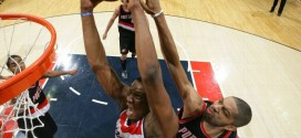 Kevin Seraphin re-signe aux Wizards