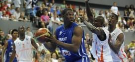 Kevin Seraphin motivé pour l'Eurobasket 2015