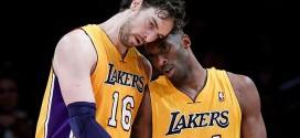 Pau Gasol évoque son amitié avec Kobe Bryant
