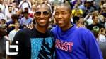 Kobe Bryant et Jamal Crawford