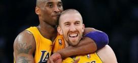 Kobe Bryant recrute deux joueurs de plus