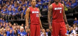 Mario Chalmers: je ne pensais pas que quelqu'un puisse quitter Miami pour Cleveland