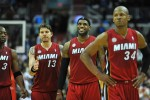 LeBron James mike miller et Ray Allen