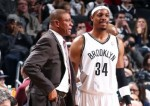 Paul Pierce et Doc Rivers