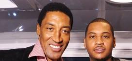 Scottie Pippen évoque les décisions de LeBron James et Carmelo Anthony