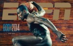 Serge Ibaka nu Body Issue ESPN