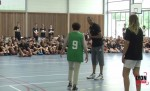 Tony Parker et Najat -Vallaud-Belkacem