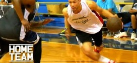 Austin Rivers marque 42 points lors du Orlando Pro Am