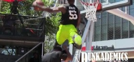 Chris Staples remporte l'excellent concours de dunks des ESPYS