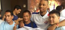 La NBA met le holà aux exhibitions à Manille