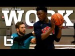Documentaire: Stanley Johnson « Work »